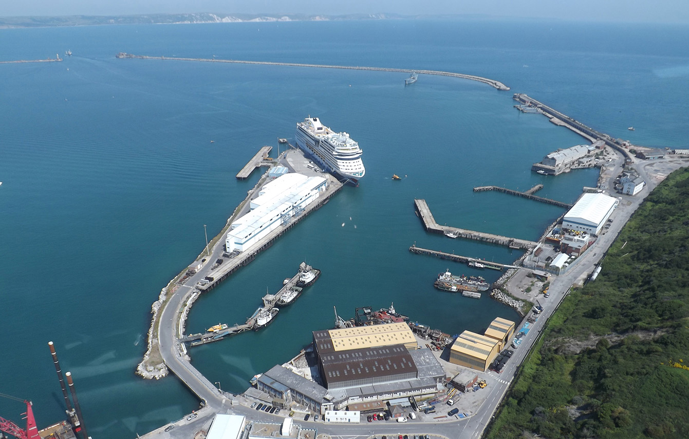 Port moves forward with cruise berth extension plans