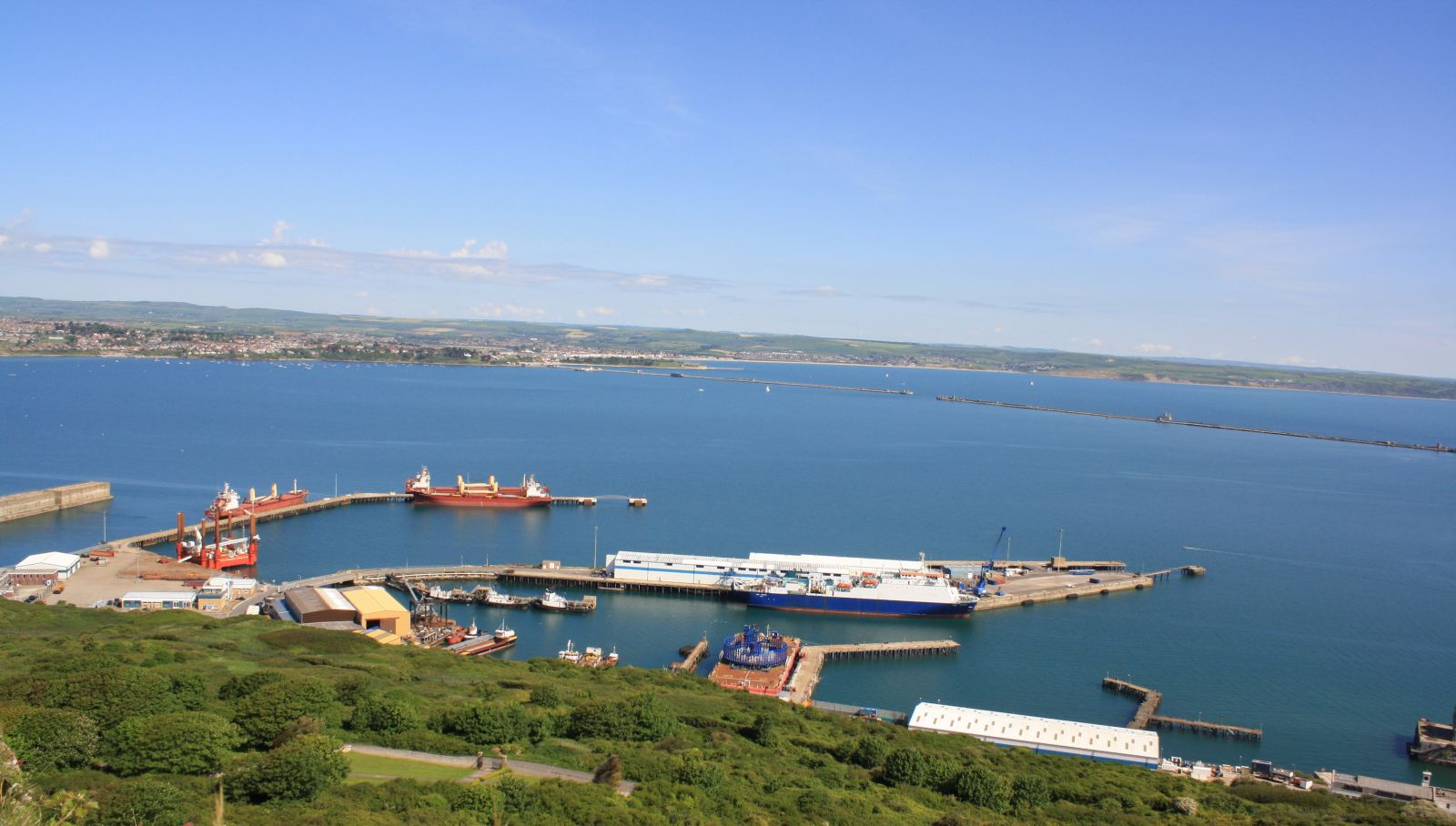 Portland Port and Harbour