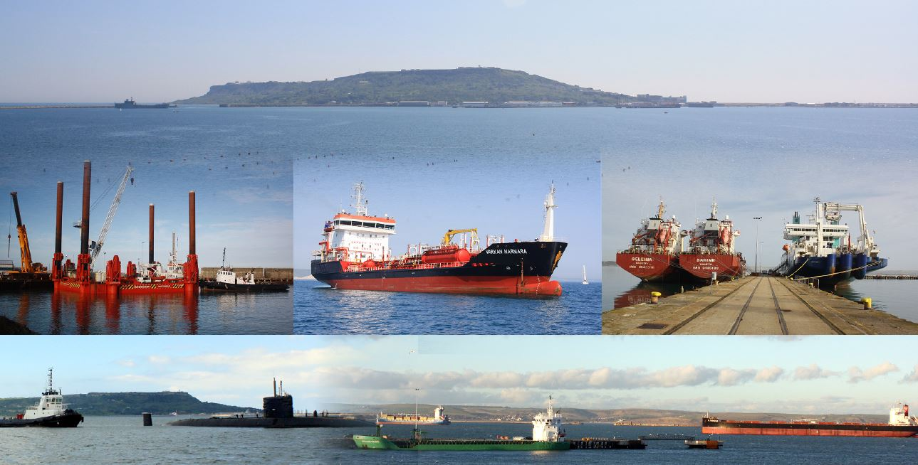 Vessel Services from Portland Port